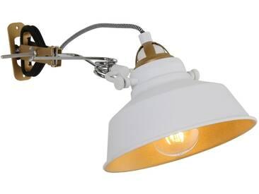 Wandlampe Steinhauer 1320W Leselicht Vintage Klemmleuchte Schalter