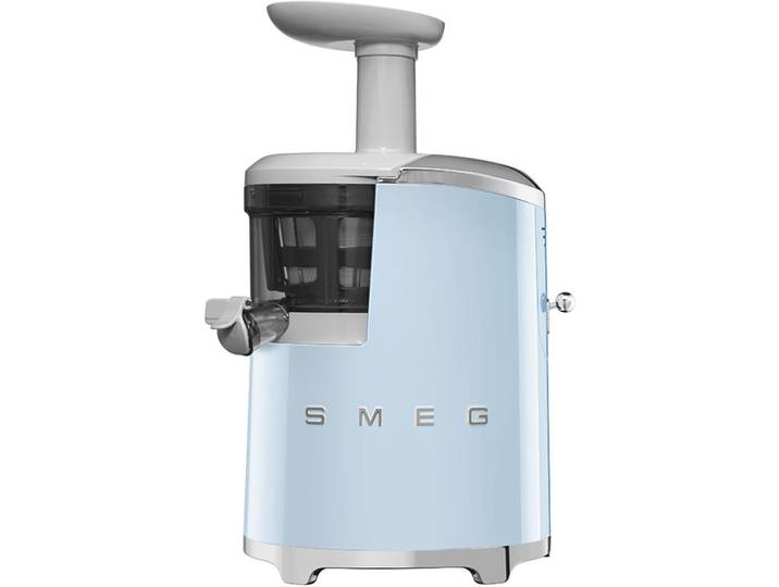 Smeg Slow Juicer SJF01PBEU - Pastellblau Candy-...