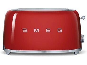 Smeg 4 Scheiben Toaster TSF02RDEU - Rot