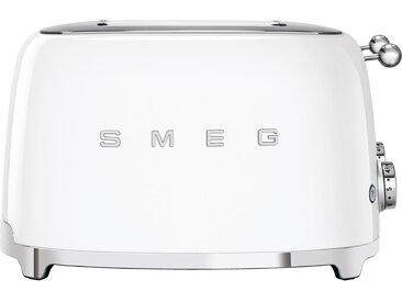Smeg 4 Schlitz Toaster TSF03WHEU - Weiß