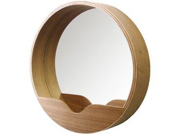 Round Wall - Spiegel - Groß