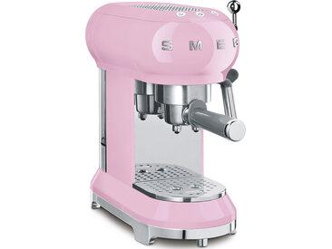 Smeg Espressomaschine ECF01PKEU - Cadillac Pink
