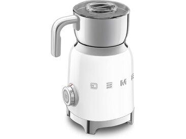Smeg Milchaufschäumer MFF01WH - Weiß