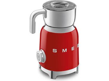 Smeg Milchaufschäumer MFF01RD - Rot