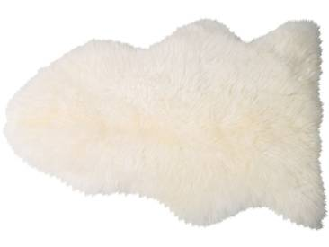 Shaun - Lammfell - Weiß