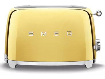 Smeg 2 Scheiben Toaster TSF01 - Gold