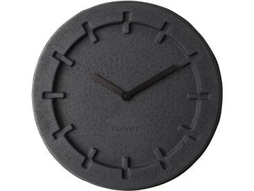 Pulp Time - Wanduhr - Rund - Schwarz