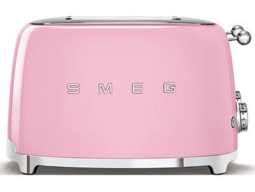 Smeg 4 Schlitz Toaster TSF03PKEU - Cadillac Pink