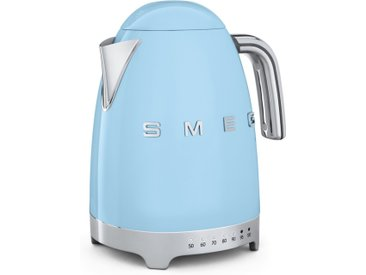 Smeg Wasserkocher KLF04PBEU (variable Temp.) - Pastellblau