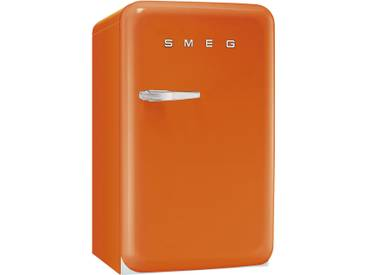 Retro Kühlschrank Linksanschlag : Smeg fab lo standkühlschrank mit gefrierfach u tintnwrap