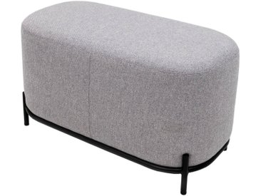 Pouf - Fred 82 cm - Grau