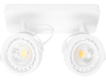 Doppelstrahler - Dice 2.0 - Weiß