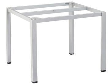 Kettler Advantage Cubic Tischgestell 95x95 cm Aluminium Silber