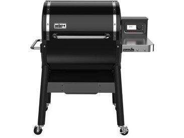 Weber Smokefire EX4 GBS Pellet Grill Schwarz