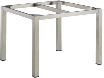 Kettler HKS Cubic Tischgestell 95x95cm Edelstahl Matt