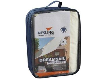 Nesling Dreamsail Sonnensegel 3-eckig 500x500x500 Polyester Creme
