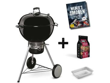 Weber Master-Touch GBS Kohlegrill Special Edition Pro Black