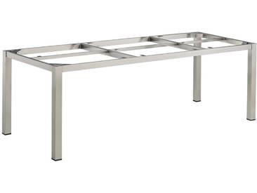 Kettler HKS Cubic Tischgestell 220x95cm Edelstahl Matt