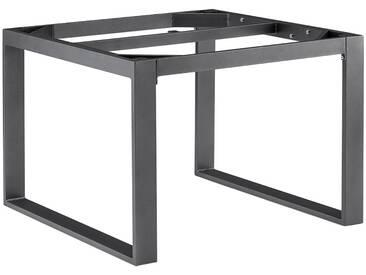 Kettler Ocean Casual Dining Tischgestell 95x95 cm Aluminium Anthrazit