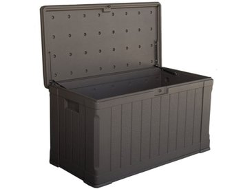 Consul Garden Premium Kissenbox Kunststoff Braun