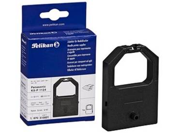 Pelikan 670 schwarz Farbband ersetzt Panasonic 670