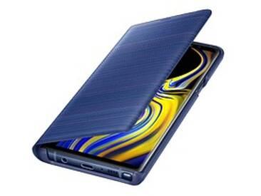 SAMSUNG LED View Cover Handy-Hülle für SAMSUNG Galaxy Note 9 blau