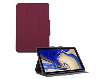 Targus Click-In Tablet-Hülle für SAMSUNG Galaxy Tab S4 2018 berry