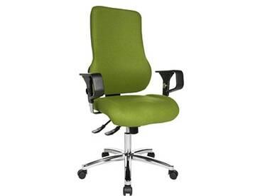 Topstar Sitness 55 Bürostuhl grün