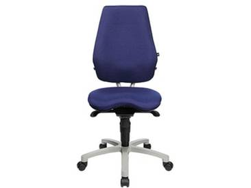 Topstar Alustar Bürostuhl blau