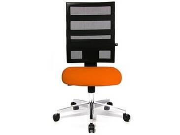 Topstar X-Pander Bürostuhl orange