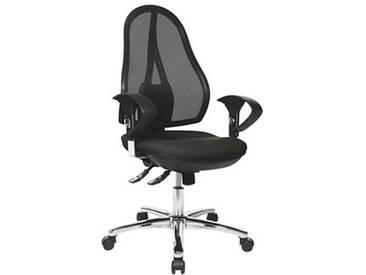 Topstar Open Point SY Deluxe Bürostuhl schwarz