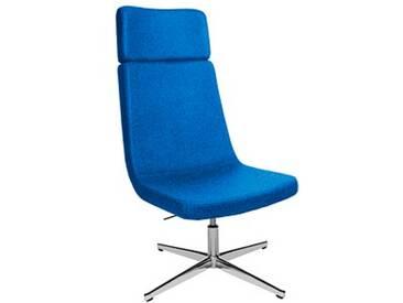 Topstar Sitness® Lounge 30 Besuchersessel blau