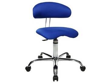 Topstar Sitness® 40 Bürostuhl blau