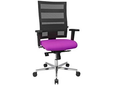 Topstar Sitness X-Pander Plus Bürostuhl lila