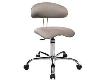 Topstar Sitness® 40 Bürostuhl grau