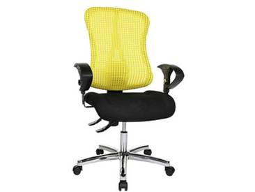 Topstar Sitness® 90 Bürostuhl gelb
