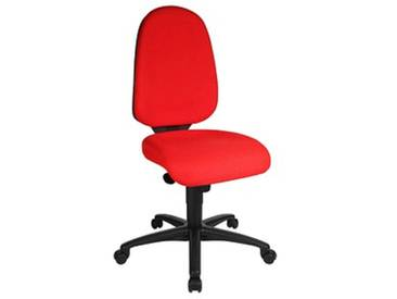 Topstar Syncro Pro 5 Bürostuhl rot