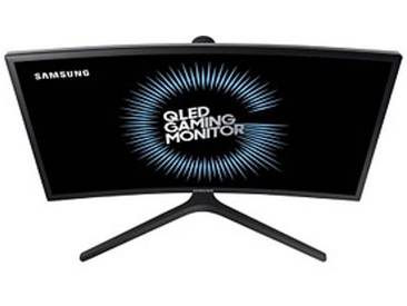 SAMSUNG Curved Gaming Monitor 1800R Monitor 68,6 cm (27 Zoll)