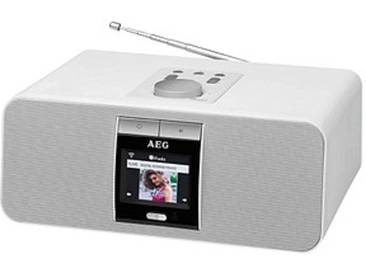 AEG IR 4468 BT Internet-Radio weiß
