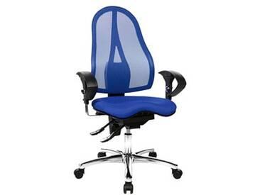Topstar Sitness® 15 Bürostuhl blau