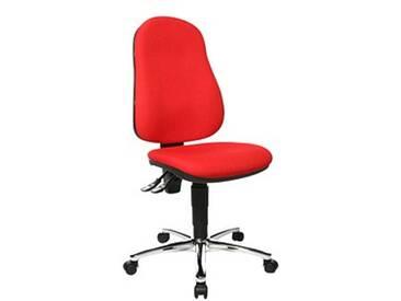 Topstar Point 60 Bürostuhl rot