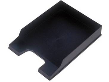 helit Briefablage schwarz