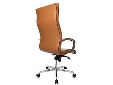 Topstar New Office R5 Chefsessel braun Leder
