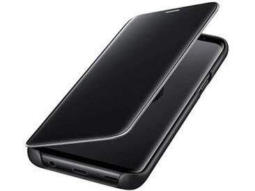 SAMSUNG Clear View Standing Cover Handy-Hülle für SAMSUNG Galaxy S9 schwarz