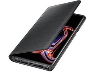 SAMSUNG LED View Cover Handy-Hülle für SAMSUNG Galaxy Note 9 schwarz