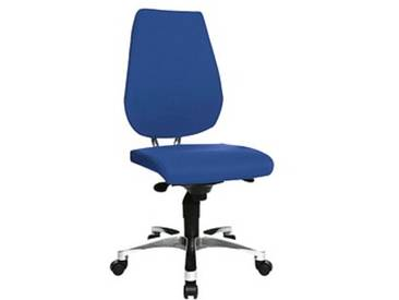 Topstar Body Balance S30 Bürostuhl blau