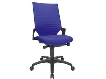 Topstar Autosynchron®-2 Bürostuhl blau