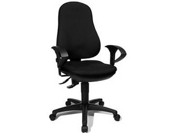 Topstar Point 70 Bürostuhl schwarz