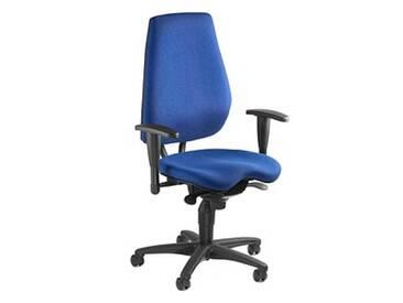 Topstar Alustar Basic Bürostuhl blau