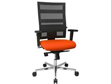 Topstar Sitness X-Pander Plus Bürostuhl orange
